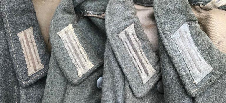 1940 pattern generic Heer Litzen (collar tabs)