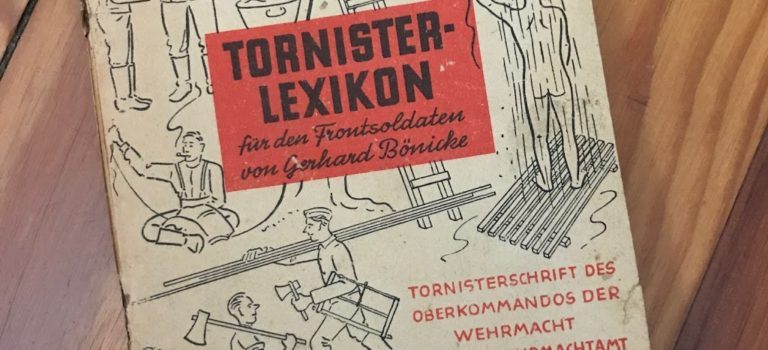 "Clothing care tips from the ""Tornister-Lexikon"""